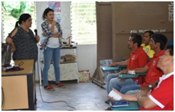 training needs of barangay officials House bill 6443 provides it is the state policy to strengthen the barangays by providing adequate support for barangay officials and volunteer workers and improve the provision of line government services to the people at the barangay level.